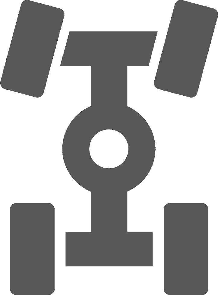 Firhjulsmåling